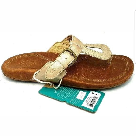 2633c5470 NWT Olukai Womens Sandal Lanakila Flip Flop Thong